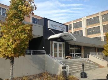 Event Hall Entrance